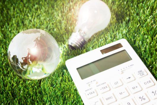 発電と消費のイメージ