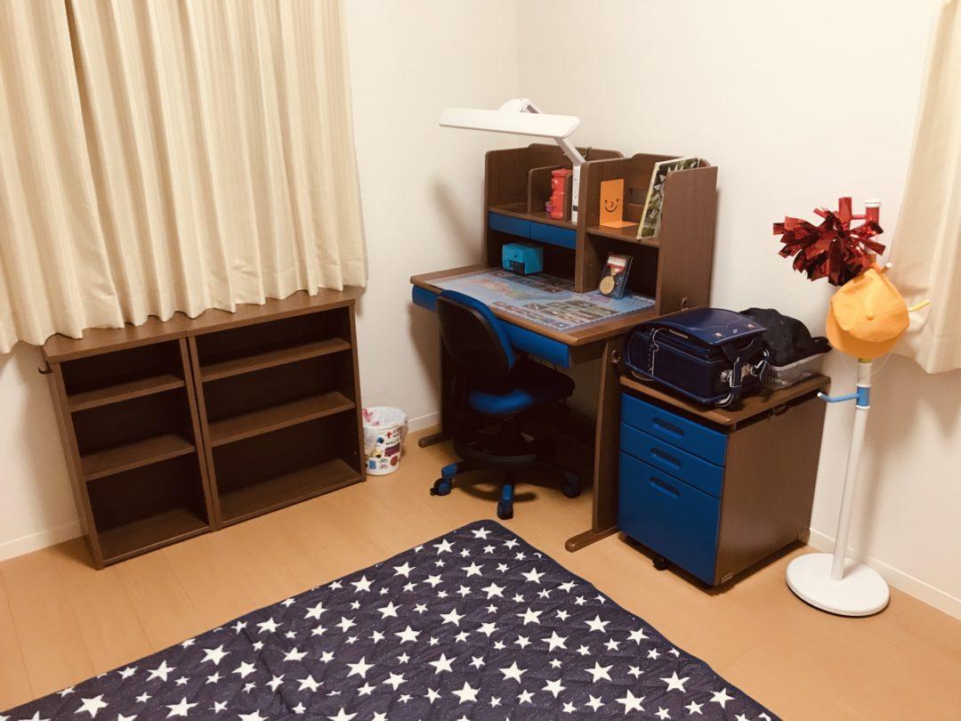 子ども部屋のイメージ