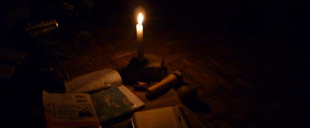 停電のイメージ