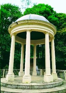 水戸の英国式公園 七ツ洞公園のイメージ